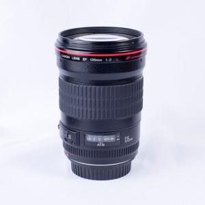 EF 135mm F2.0