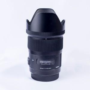 Sigma 35mm F1.4 Art