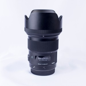 Sigma 50mm F1.4 Art